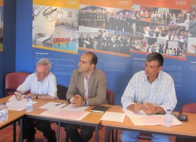 Administração da Loures Parque reúne com Executivo da União das Freguesias de Moscavide e Portela