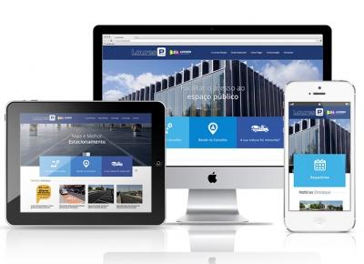 Loures Parque tem novo sítio na internet