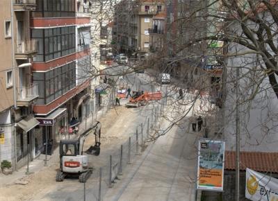 Abertura de novo parque de estacionamento em Moscavide