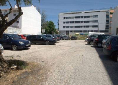 Requalificação de parques de estacionamento