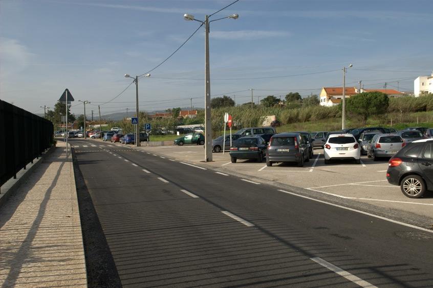 Requalificação dos Parques de Estacionamento Gratuitos