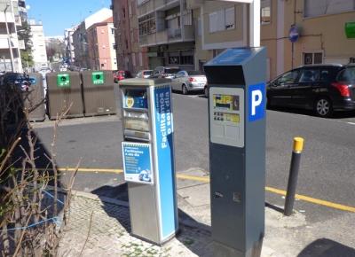 Loures Parque, EM, investe na modernização dos Parquímetros