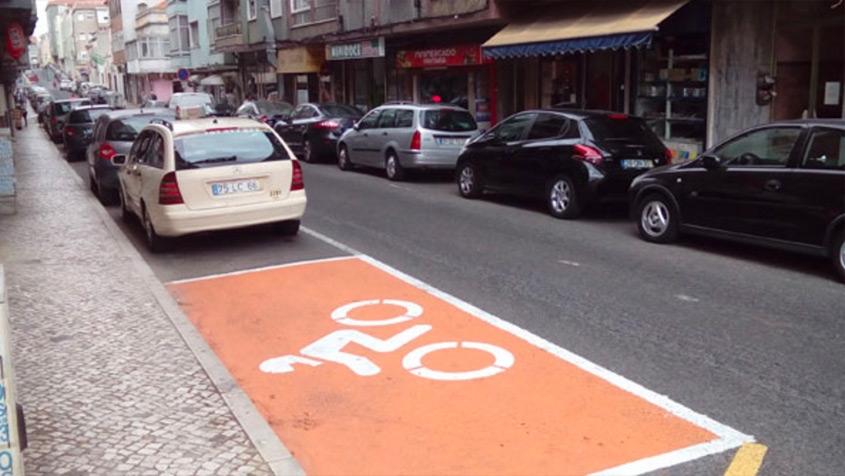 Moscavide: Mais estacionamento gratuito para motociclos