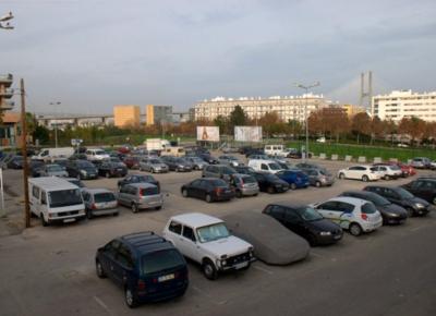 Mais e melhor estacionamento em Moscavide