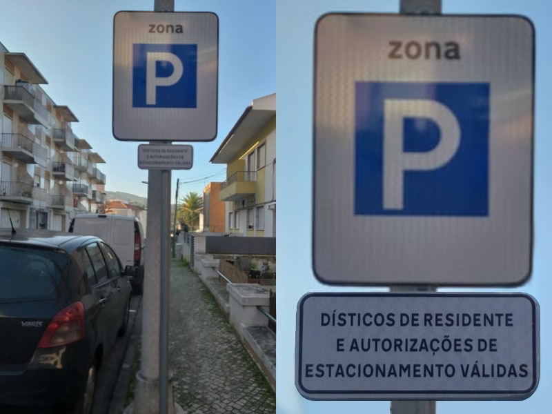 Zona Exclusiva para Moradores na Rua Angola (ZEDL 111, Loures) alargada a Autorizações de Estacionam