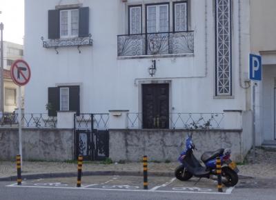Loures: Novas Bolsas de Estacionamento para Motociclos